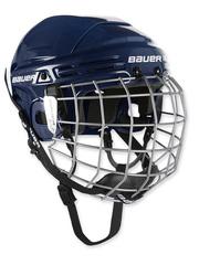 Шлем хоккейный+маска BAUER 2100 Сombo JR подростковый 5-9 лет, новый
