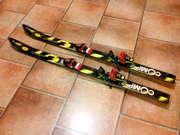 Лыжи горные детские б/у Rossignol