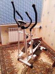 Продам эллиптический тренажёр  для похудения и поддержки здоровья